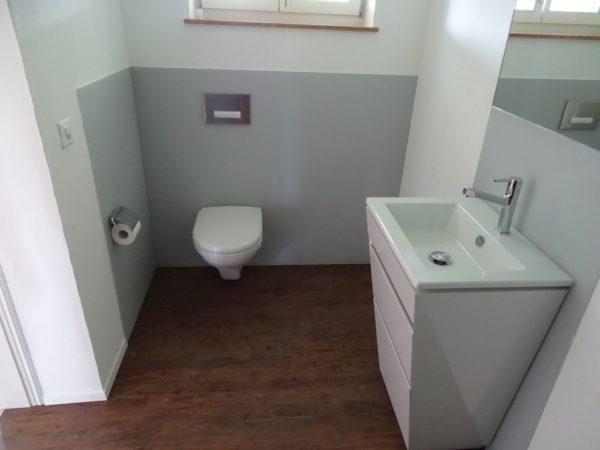 WC Wandverkleidung