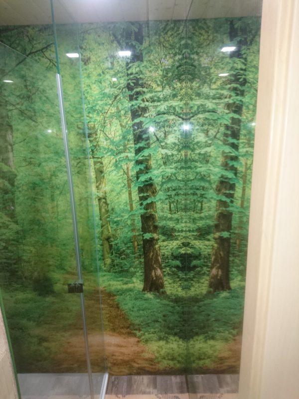 Wandverkleidung Grotto Aspi