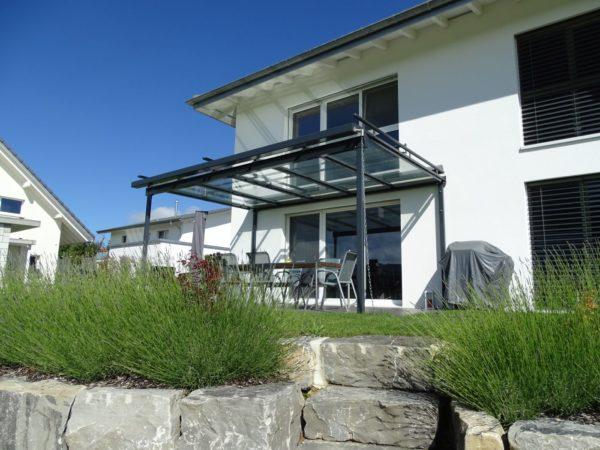 Beliebt Bevorzugt Sitzplatzüberdachungen - Glas Nussbaum AG Aarberg &YQ_67