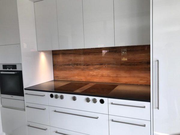 Küchenrückwand mit Fotoprint